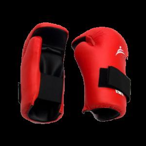 Handschoenen Taekwon-Do Rood