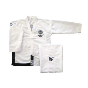 Mighty Fist Matrix dobok voor dangraadhouders
