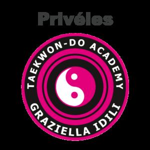 Privéles Taekwon-Do Academy Graziella Idili